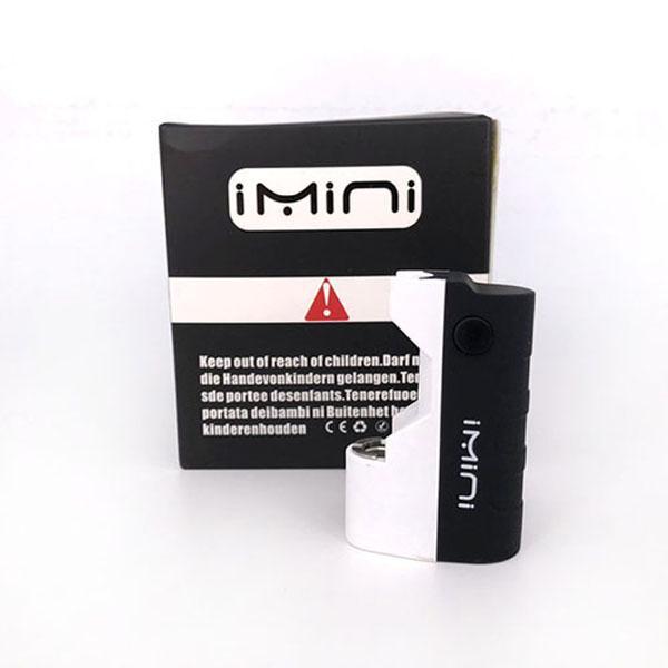 White battery