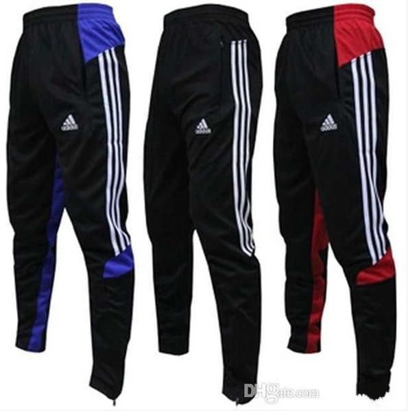 Yüksek kaliteli Erkek Pantolon Hip Hop Harem Joggers Pantolon 2019 Erkek Pantolon Erkek Joggers Katı Pantolon Sweatpants BOYUTU L-4XL