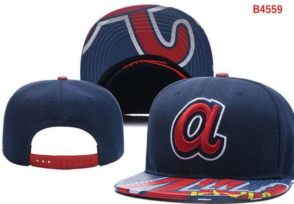 2019 Braves cap hat Men snapbacks Cool Women Sport Adjustable Caps Hats All Team snapbacks Accept Drop ship 02
