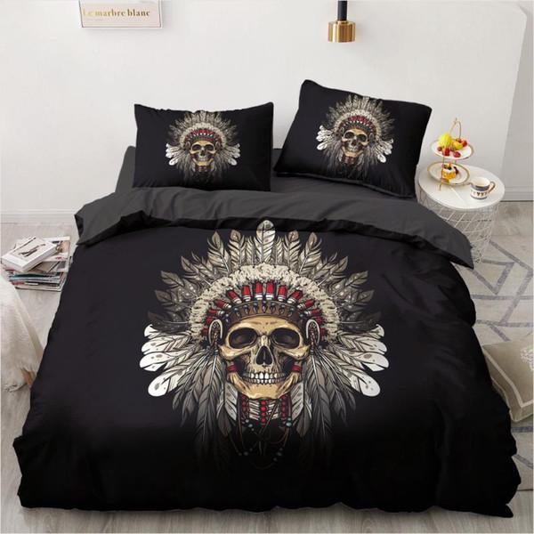 Skull09-Black