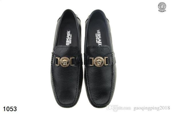 Mocassim 1a3k2o homens mocassins mocassins lace ups monk alças botas chinelos drivers sandálias Slides sapatilhas vestido sapatos