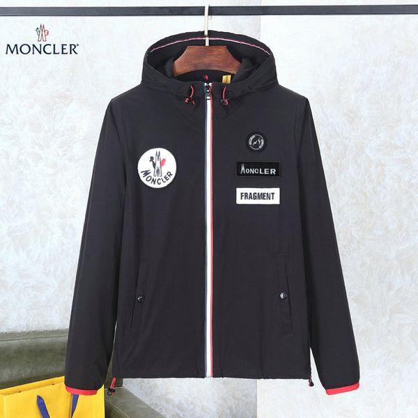 Chaquetas para hombre para hombre Trend Fashion Print Jacket Chaqueta de confort para hombre