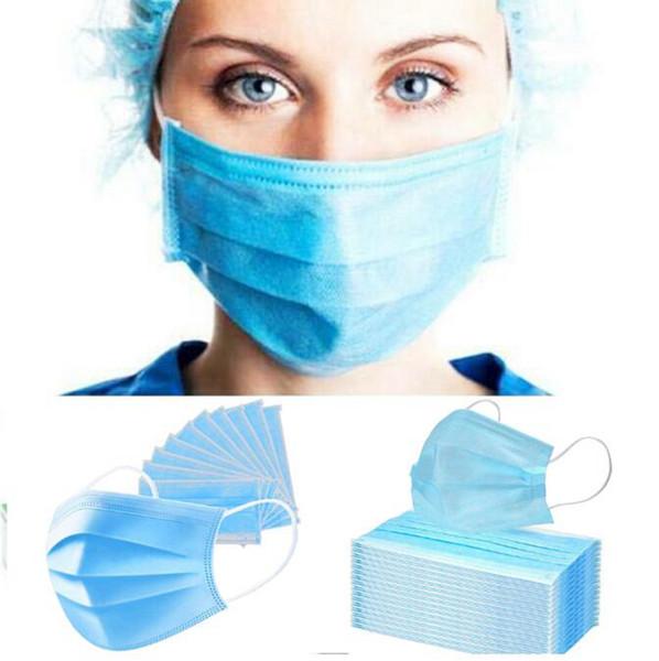 disposable mask virus