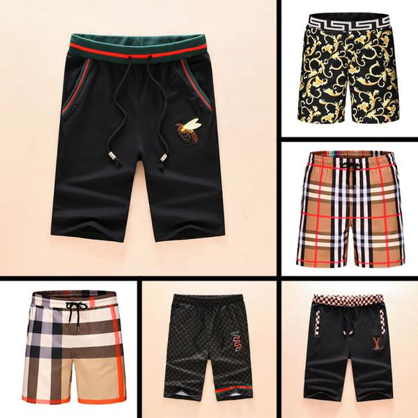 top popular Cool sports shorts top quality men summer beach shorts fashion sport mens shorts f6sorh 2019
