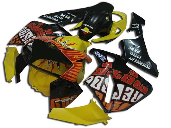 New ABS Injection Molding Motorcycle Fairings Kits Fit For