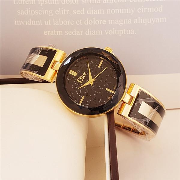 2020 Fashion Women Bracelet Watch Quartz big bang Dress Watch Bracelet special style Lady Brand Wristatch High Quality ga
