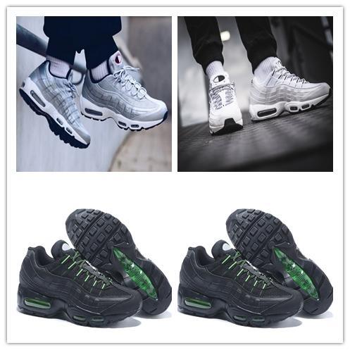 Compre NIKE Air Max 95 2019 New 5 ERDL Party Trainers Zapatillas De Running Para Hombre Multi Color Camo Print Blanco Negro Hombres Zapatillas