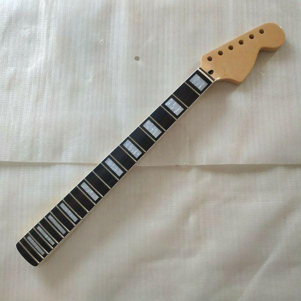 Best Big head 22 fret 25.5inch maple guitar neck parts Replacement
