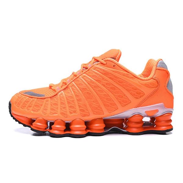 8 arcilla de color naranja