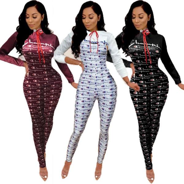 ecbf6771f163 womens jumpsuit long sleeve designer jumpsuit sexy romper elegant fashion  bodycon jumpsuit pullover comfortable clubwear klw0254