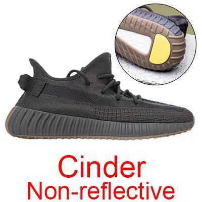 Cinder não-reflexivo