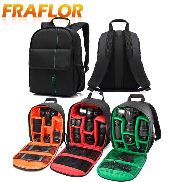 Backpack Camera Dslr Bag Multifunctional Polyester Digital Camera Bag SLR Video For Pentax Small SLR