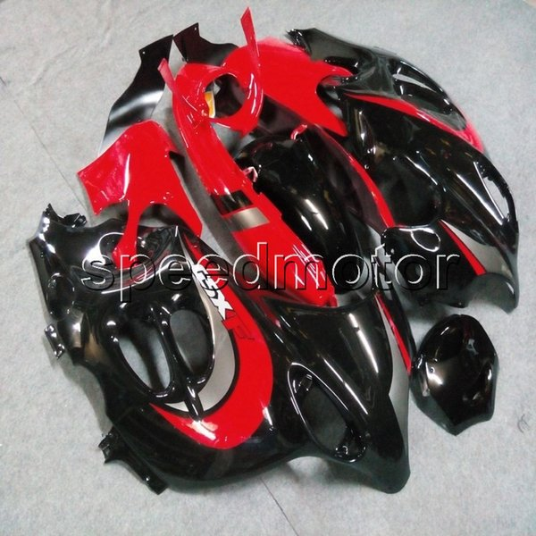 Screws+Gifts red black motorcycle Fairing for Suzuki Katana 03-06 GSX600F 2003 2004 2005 2006 GSX 750F ABS plastic kit