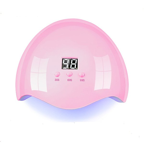 36W Nail Dryers For Drying Varnishes Gel UV Lamp LED Lamp Nail For Manicure Light With LCD Display Timer 30s / 99s