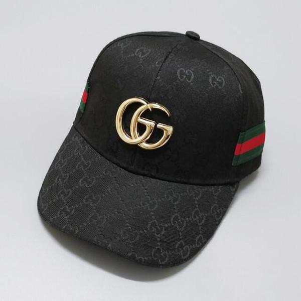 Designer Dad polo Hats Baseball Cap For Men And Women Famous Brands Cotton Adjustable Skull Sport Golf Curved Hat 331