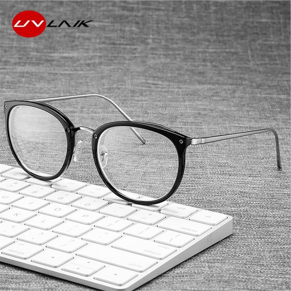 uvlaik finished nearsight spectacle glasses frame clear women eyewear optical frames myopia eyeglasses 1 -1.5 -2 -2.5 -3 -3.5 -4