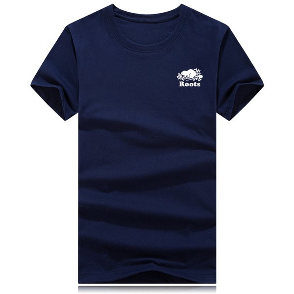 Magliette da uomo firmate Moda Abbigliamento da uomo 2018 Estate Casual Streetwear T Shirt Rivetto Misto cotone Girocollo Manica corta