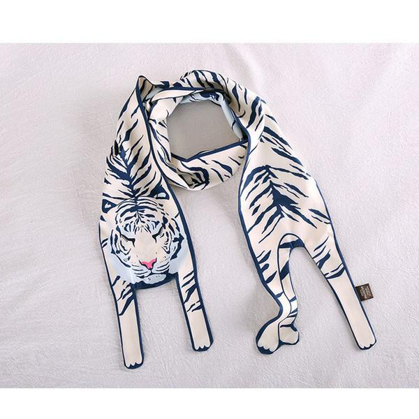 Tiger Animal Scarf 7