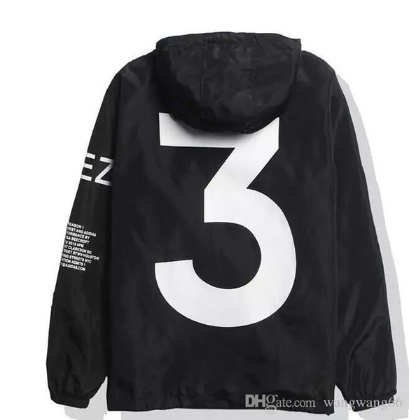 Großhandel 2018 KANYE WEST Jacke Männer Hip Hop Windjacke MA1 Pilot Herren Jacken Tour YEEZUS Season Y3 Mantel US Größe Von Zhaokunpeng666, $21.32 Auf