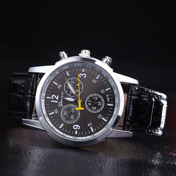 Relogio Masculino Curren Quartz Watch Men 2018 Top Brand Luxury Leather Mens Watches Fashion Casual Sport Clock Men Wristwatches