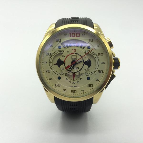 "3A new SLS Mercedes watch men's ""Shuocong"" watch luxury waterproof stopwatch chronograph"