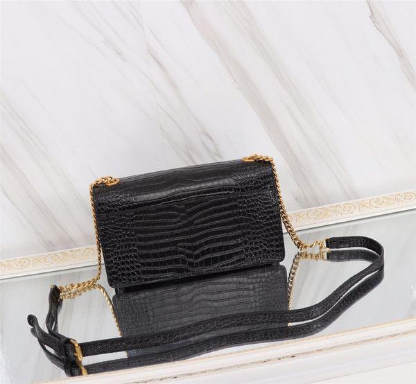 Marca 2019 novo bloqueio sacos de noite jacaré mulheres mochila de alta qualidade ombro mensageiro sacos crossbody saco de compras casual