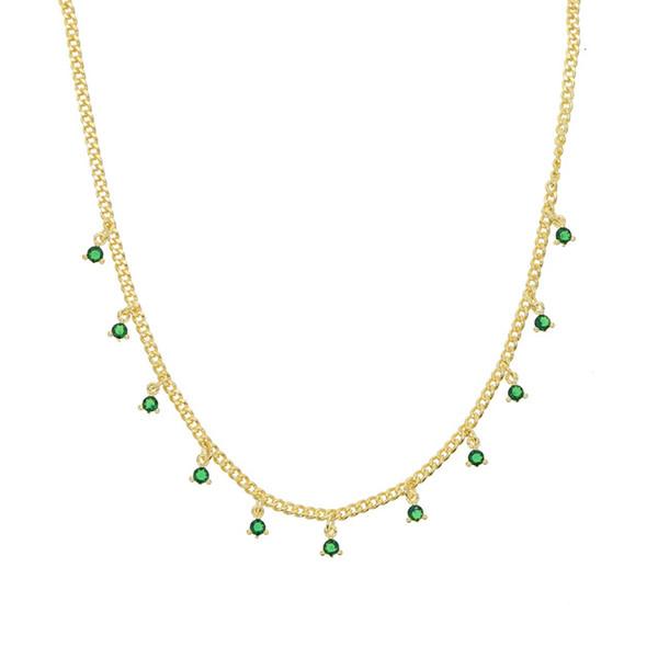Colore del metallo: verde Lunghezza: 45 cm