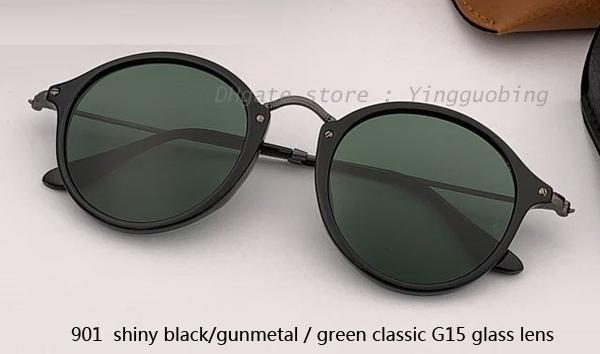 901 shiny black gunmetal/ classic G15