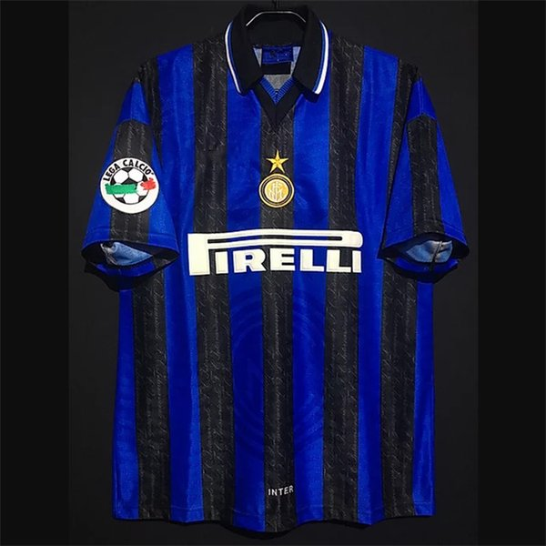 97-98 casa com Serie A Remendo
