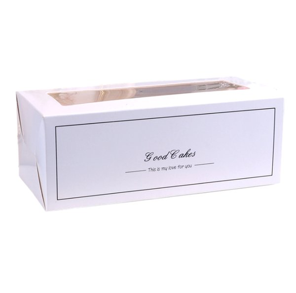 blanco buenos pasteles 17.5x8x6.5cm