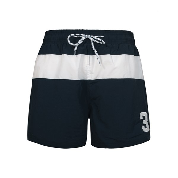 Beach pants men brand luxury loose fitness running quick-drying shorts summer quarters thin holiday beach vacation tide swimming trunks