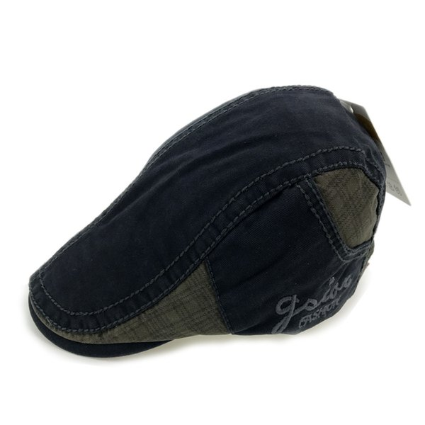 Серый Hat береты
