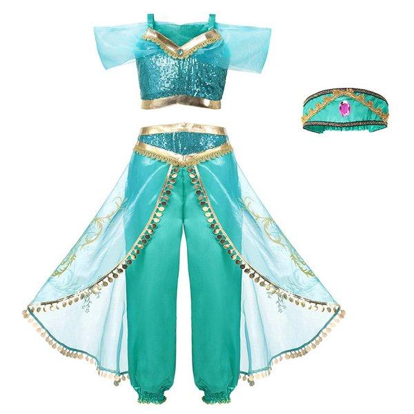 9 Jasmine dress