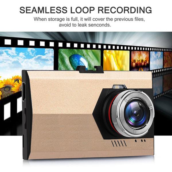 2019 New Arival Hot Sale 1080P Night Vision HD G-sensor Car DVR Vehicle Camera Video Recorder Dash Cam Dropshipping Full Hd Dash