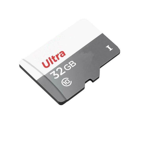 OEM-Speicherkarte mit voller Kapazität 16 GB 32 GB 64 GB 128 GB C10-Hochgeschwindigkeits-Flash-Micro-TF-SD-Karte Ultra Class 10 U1 U3 A1 Past H2testw