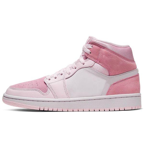 #33 Mid Digital Pink 36-40 #100
