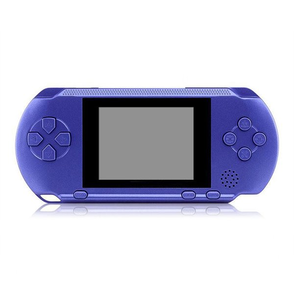 1PCS DHL 16 Bit Handheld Game Console Portable Video Game Player Retro PXP3 2.7 Inch Mini Pocket Gaming Console Best Xmas Gift for Kids