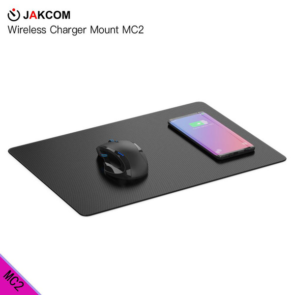JAKCOM MC2 Wireless Mouse Pad Charger Hot Sale in Mouse Pads Wrist Rests as 4g lte cell phone i7 8700k mini wifi camera