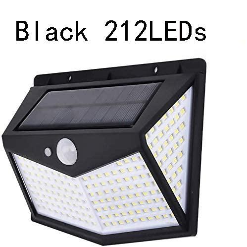 212LEDs Noir