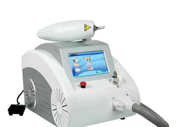 Cheap Price !!! Tattoo Removal Machines Touch screen Q switched Nd Yag Laser Beauty Machine Skin Care Scar Acne Removal