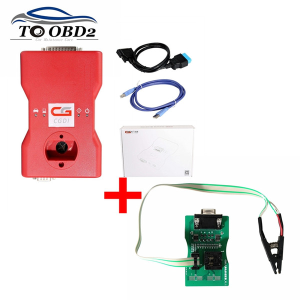 New CGDI Prog For BMW MSV80 Auto key programmer + IMMO Security 3 in 1 Newly Add for BMW FEM/BDC Function