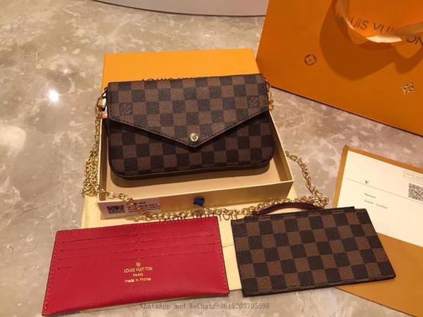 Sacs à main de designer à la mode Lady sac avec une épaule inclinée femmes Cross Body en cuir poli luxe chaud date