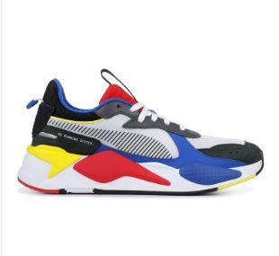 2019 Hot RS-X Reinvention Toys Transformers men women running shoes BLUE ATOLL BRIGHT PEACH mens trainers fashion sports sneakers size 36-46