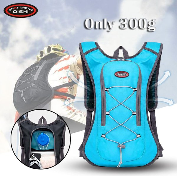 Outdoors Marathon Running Backpack Nylon Cycling Vest Trail Running Men Women Bag Sport Fitness Hydration Accessories Hiking Bag