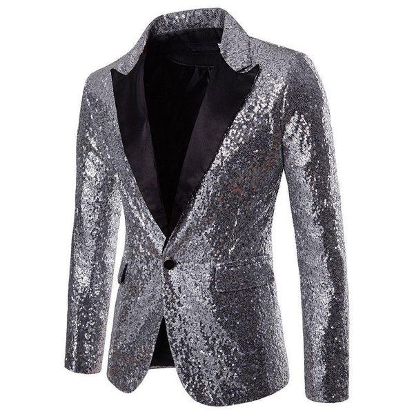 giacca abito uomo rock