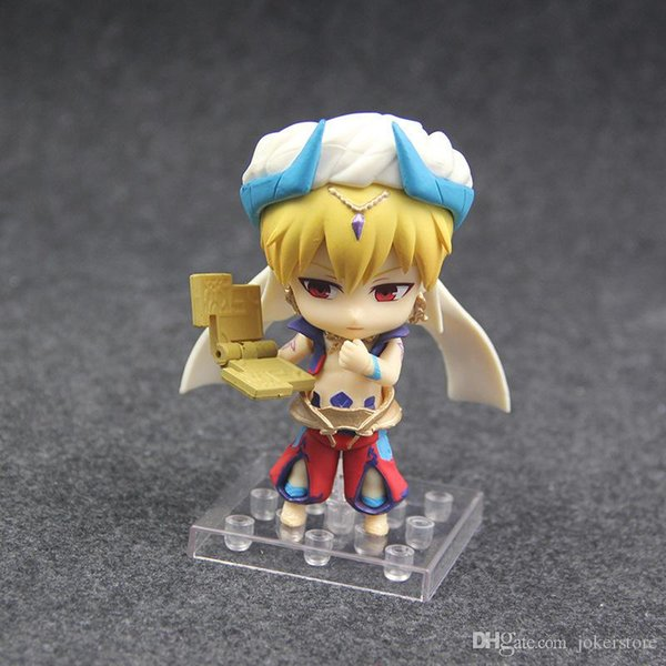 Nendoroid Fate Archer Gilgamesh 300# Anime Figure Action Figure Collection Model Hot Toys Birthdays Gifts Doll New Arrvial Hot Sale