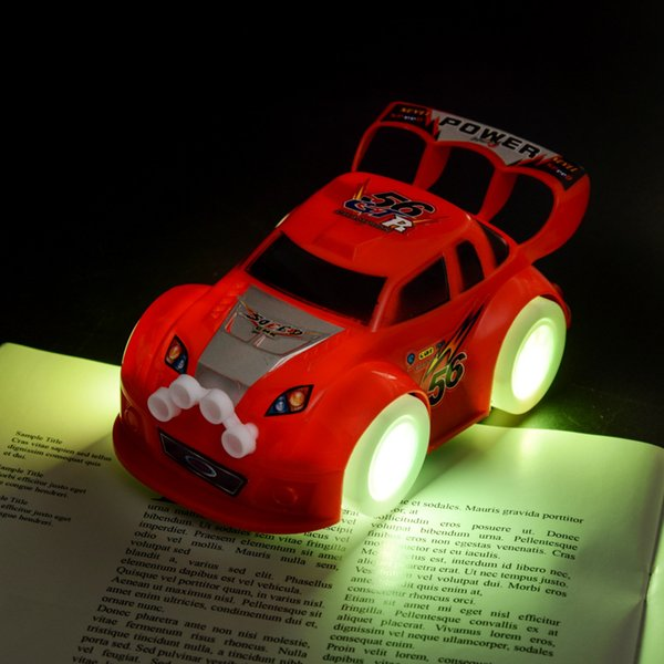 New Children Electric Toy Car Universal Wheel Cool Light Dynamic Music Car Boy Luminous Sound Toy Best Gift Outdoor Kids Race Game