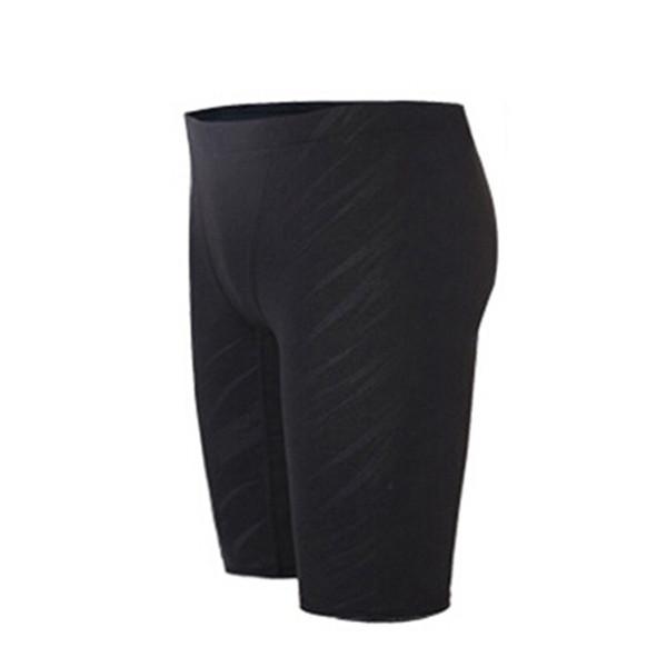 Профессиональные плавки Полиэстор Шорты на шнуровке Быстросохнущие Пятые штаны Купальники Купальник для бассейна