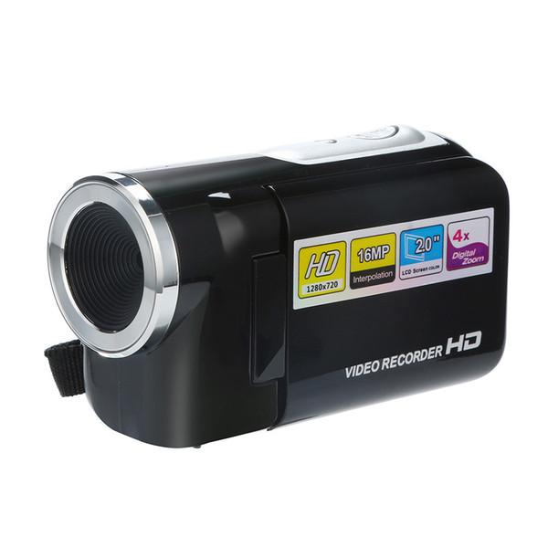 HIPERDEAL 16MP 2.0 pouce caméscope HD 1080p Appareil photo numérique portatif 4X Zoom numérique DV Enregistreur vidéo Appareil photo numérique BAY16Free shippin