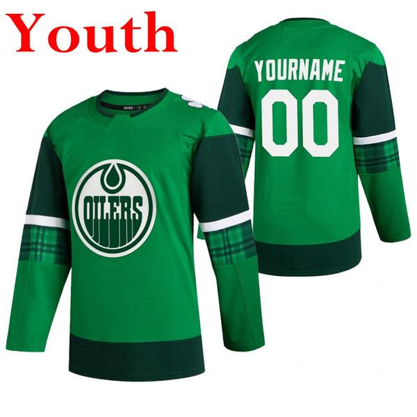 Jeunesse 2020 Saint-Patrick # 039; s Green Day